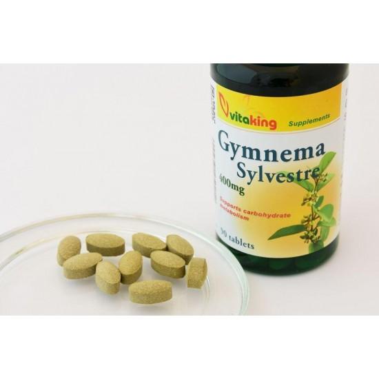 Gymnema Sylvestre 400 mg (90 kapslar) (Vitaking) by Vitanord.eu