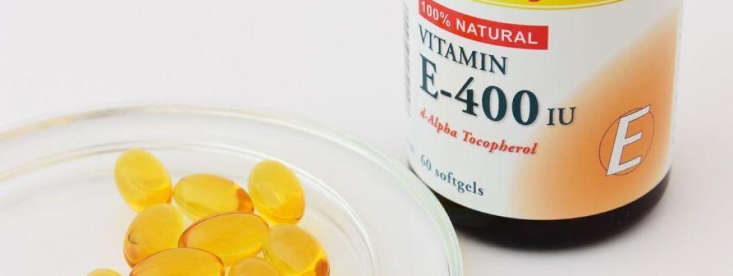 The role of vitamin E in our body